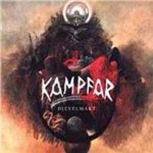 Djevelmakt - Vinile LP di Kampfar