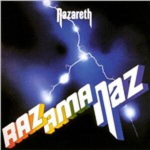 Razamanaz - Vinile LP di Nazareth