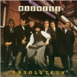 Absolutely - Vinile LP di Madness