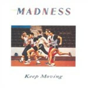 Keep Moving - Vinile LP di Madness