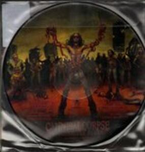 Evisceration Plague - Vinile 7'' di Cannibal Corpse