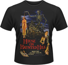 T-Shirt uomo House on Haunted Hill