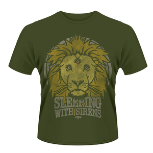 Idee regalo Sleeping With Sirens. Lion Crest Plastic Head