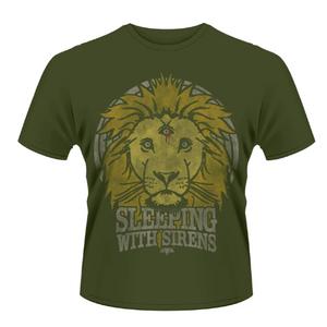 Idee regalo Sleeping With Sirens. Lion Crest Plastic Head