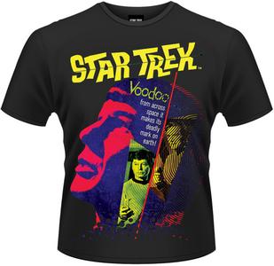 Idee regalo T-Shirt uomo Star Trek. Voodoo Plastic Head