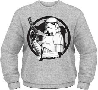 Felpa uomo Star Wars. Trooper