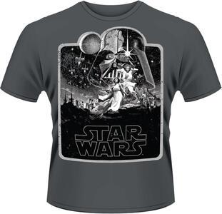 T-Shirt uomo Star Wars. A New Hope