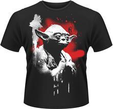 T-Shirt uomo Star Wars. Yoda