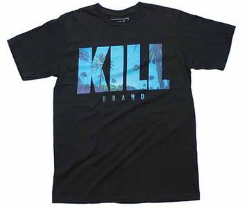 Idee regalo T-Shirt Unisex Kill Brand. Swag Logo Tropical Plastic Head