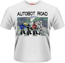 T-Shirt uomo Transformers. Autobot Road