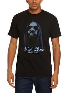 Idee regalo T-Shirt Concord Jazz. Black Moses Plastic Head