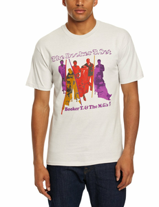 Idee regalo T-Shirt Concord Jazz. Booker T & The M.g.'s Plastic Head