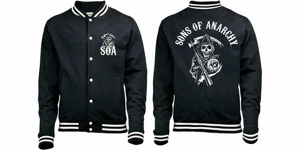 Felpa Sons of Anarchy. Classic