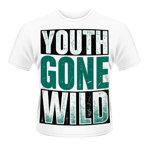 Idee regalo T-shirt unisex Asking Alexandria. Youth Gone Wild Plastic Head