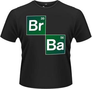 Idee regalo T-Shirt uomo Breaking Bad. Elements Plastic Head