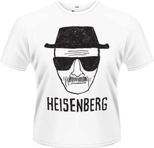 T-Shirt uomo Breaking Bad. Heisenberg Sketch