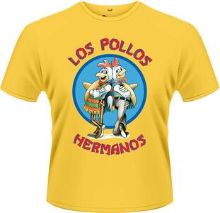 T-Shirt uomo Breaking Bad. Los Pollos Hermanos