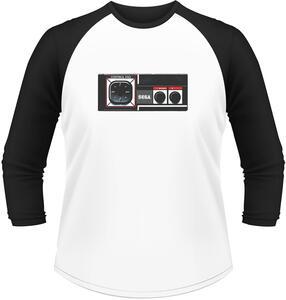 T-Shirt a maniche lunghe uomo Sega. Controller 2