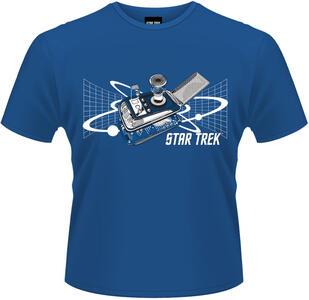 T-Shirt uomo Star Trek. Communicator