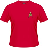 T-Shirt uomo Star Trek. Ops