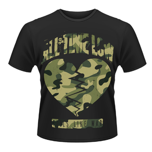 Idee regalo T-shirt unisex All Time Low. Big and Broken Plastic Head