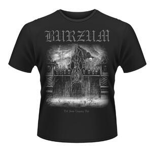 T-shirt unisex Burzum. Det Som Engang Var 2013
