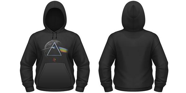 Idee regalo Felpa con Cappuccio Pink Floyd. Dark Side 40 Years Plastic Head