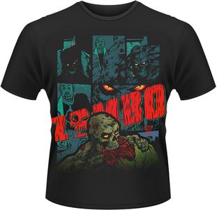 Idee regalo T-Shirt uomo Zombo. Zombo Meat Plastic Head