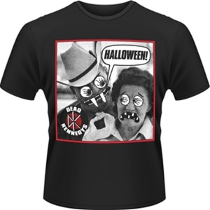 Idee regalo T-Shirt uomo Dead Kennedys. Halloween Plastic Head