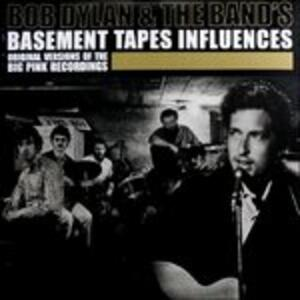 Basement Tapes Influences - Vinile LP di Band,Bob Dylan