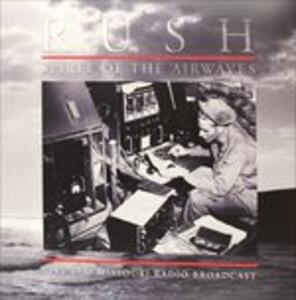 Spirit of the Airwaves - Vinile LP di Rush