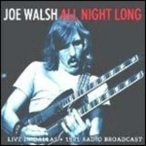 All Night Long - Vinile LP di Joe Walsh