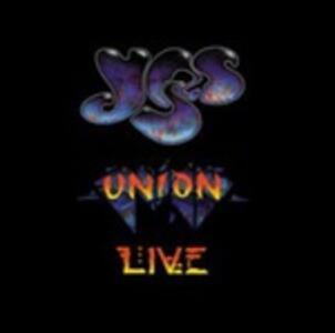 Union Live - Vinile LP di Yes