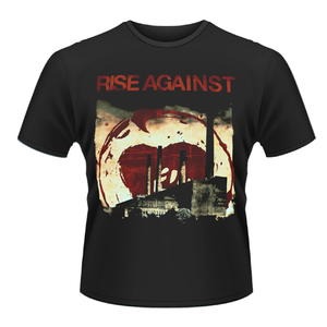 Idee regalo Rise Against. Smoke Stacks Plastic Head
