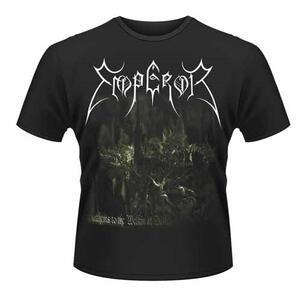 T-Shirt unisex Emperor. Anthems 2014 Front & Back Print