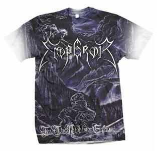 T-Shirt unisex Emperor. Nightside Dye Sub Print