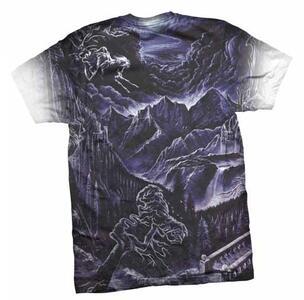 T-Shirt unisex Emperor. Nightside Dye Sub Print - 2