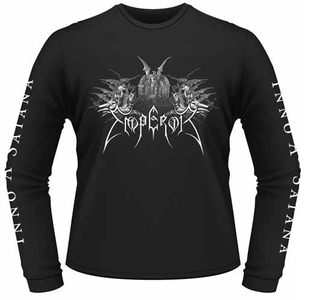Idee regalo T-Shirt unisex Emperor. Praise The Lord Front & Back Print Plastic Head 0