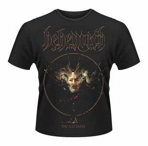 Idee regalo T-Shirt unisex Behemoth. Satanist Album Front & Back Print Plastic Head 0