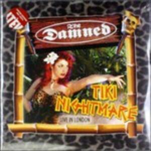 Tiki Nightmare - Vinile LP di Damned