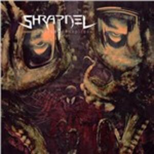 The Virus Conspires - Vinile LP di Shrapnel