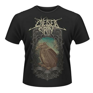 Idee regalo T-shirt unisex Chelsea Grin. Eagle From Hell Plastic Head