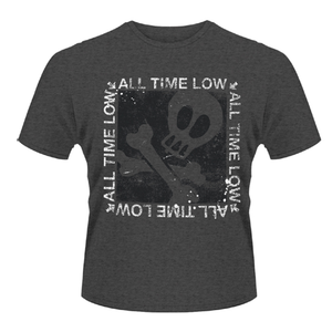 Idee regalo T-shirt unisex All Time Low. Boxed Plastic Head