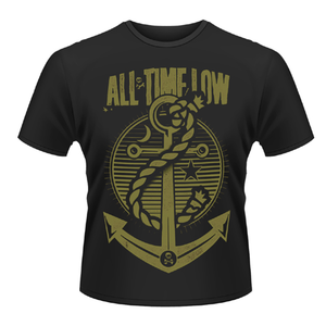 Idee regalo T-shirt unisex All Time Low. Holds It Down Plastic Head