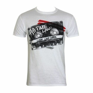 Idee regalo T-Shirt unisex All Time Low. Mix Tape Plastic Head