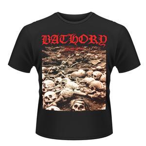 T-Shirt unisex Bathory. Requiem Front & Back Print