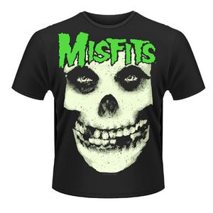 Idee regalo Misfits. Glow Jurek Skull Plastic Head