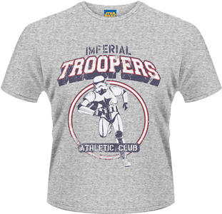T-Shirt uomo Star Wars. Imperial Troopers Athletic Club