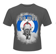 T-Shirt uomo The Who. Smoke