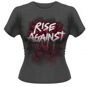 Idee regalo T-Shirt donna Rise Against. Vandal Plastic Head